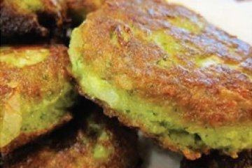 Veggie Potato Pancakes